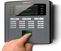 biometric scanning device