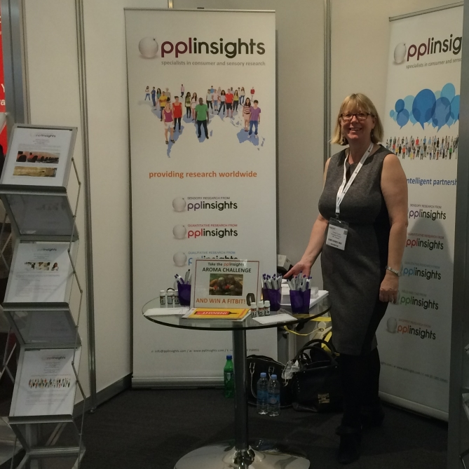 Yvonne at Insights 16 2